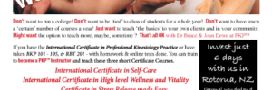 Want To Learn to Teach Kinesiology?